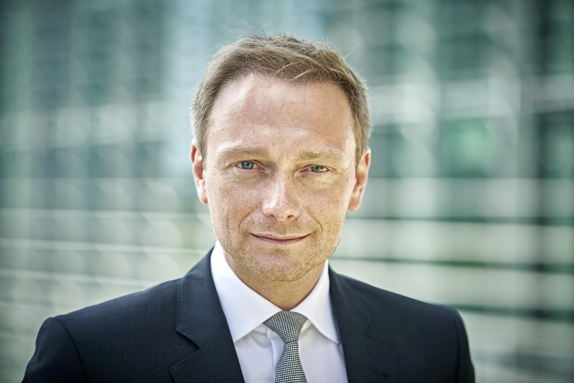Christian Lindner im Mut - Interview