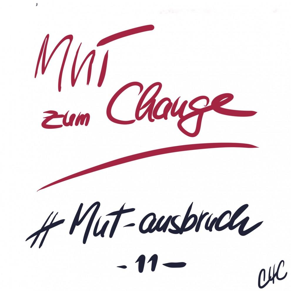 Mut zur Veränderung