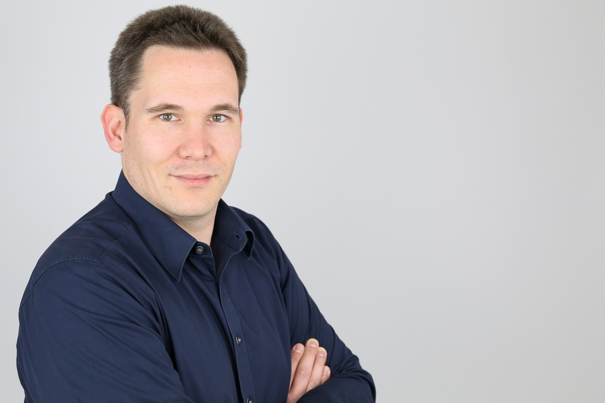 Mut in der Unternehmensnachfolge, Jan Hoßfeld