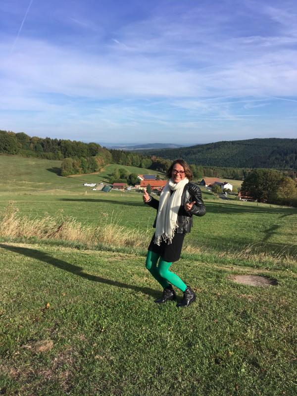 Simone Tremel von INJU im Mutausbrüche-Interview