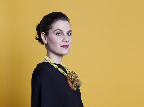 Paulina - Schmuckportrait